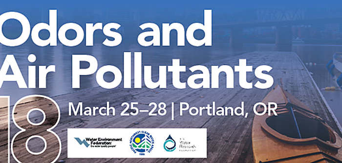 Water Environment Federation 'Odor and Air Pollutants Conference