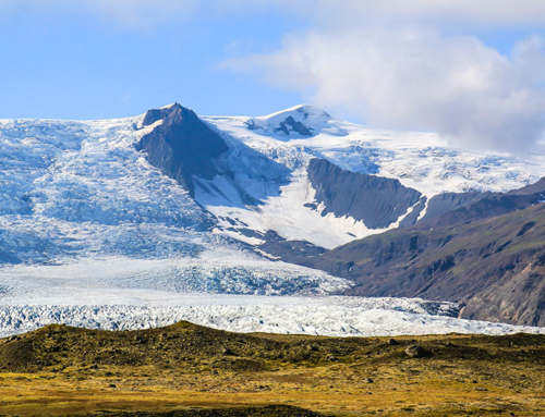 Icelandic glacier watchers' citizen-based environment monitoring