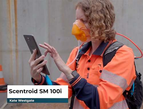 Scentroid field olfactometer helps TasWater manage odour issues
