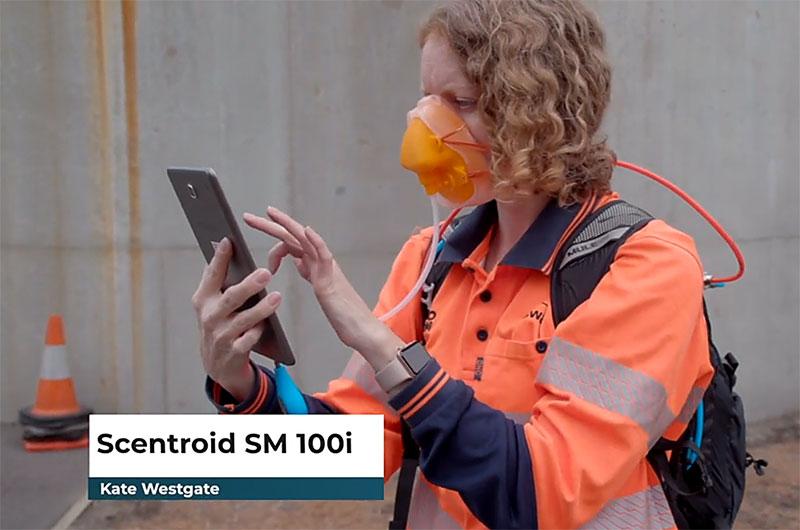 Scentroid SM100i
